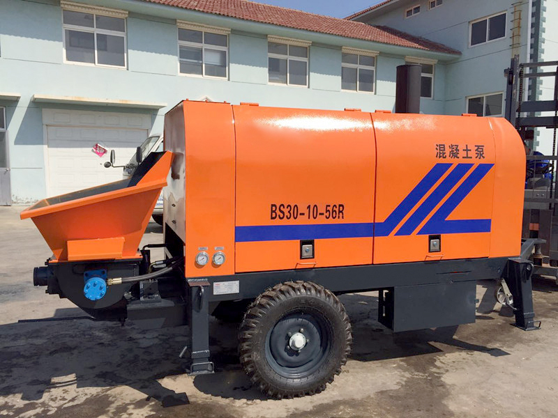 BS30 concrete pump
