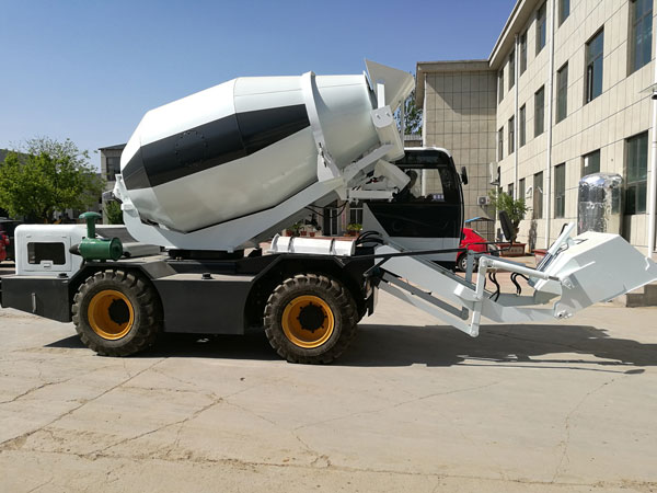 How To Find Out The Price Of Concrete Mixer Truck