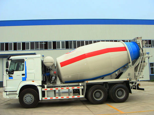 buy a concrete truck
