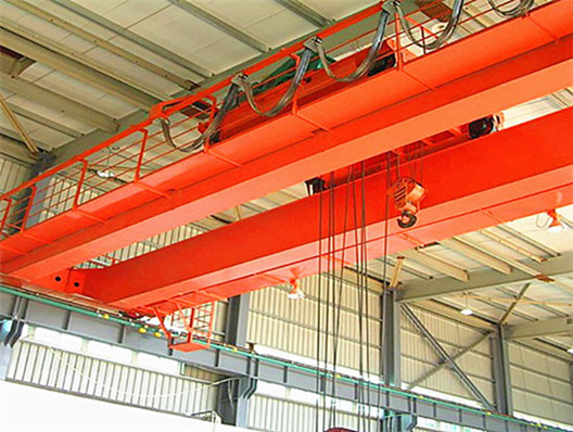 Reliable double girder crane for sale