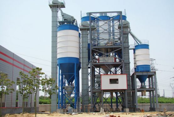 Dry-mix Mortar Production Lines
