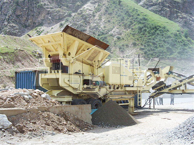Crushing And Sorting Equipment