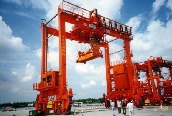 Different Types of Container Gantry Crane