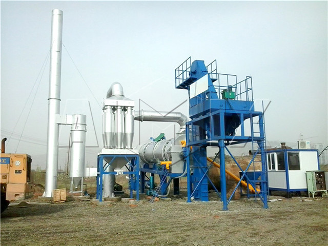 Mini asphalt mixing plant for sale