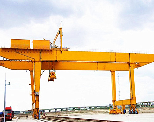 Quality double girder gantry cranes