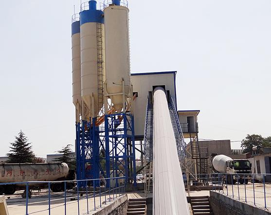 The Application Scope For Ready Mix Concrete Plants
