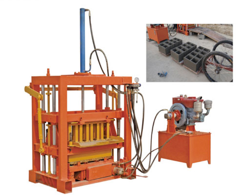Best brick making machine for sale in Aimix