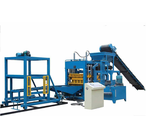 Aimix brick making machine for sale in Sir Lanka